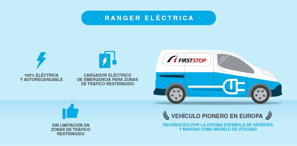 first stop vehiculo electrico