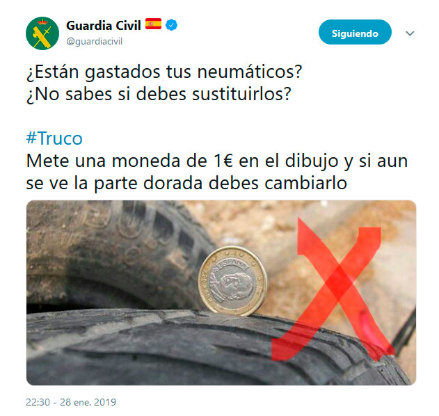 truco guardia civil ok