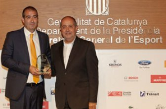"Continental recibe el premio ""PitLane #0accidentes"""