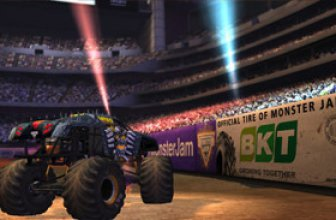 BKT protagonista en el videojuego Monster Jam Battlegrounds