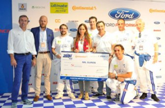 """Colores de Calcuta"" gana la Carrera Virtual Ford Continental de las 24 Horas Ford"