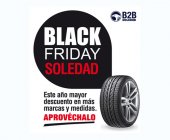 Black Friday en la B2B de Grupo Soledad