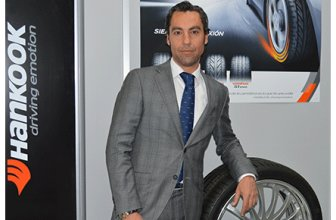 Emilio Santisteban, nuevo director de marketing de Hankook