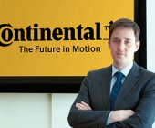 Juan Marín, nuevo responsable de Marketing de Continental camión