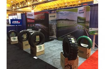 Éxito de los neumáticos renovados de Insa Turbo en la North American Tire & Retread Expo