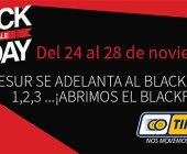 Tiresur adelanta el Black Friday