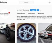 Kumho se une a Instagram