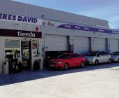 Talleres David se incorpora a la red Driver Center