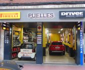Talleres Puelles se viste de los colores de Driver Center